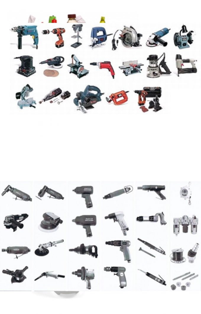 Pneumatic and electrical instruments