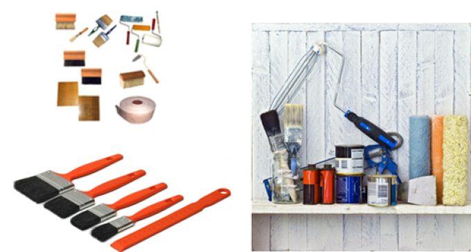 Marine paint and equipment